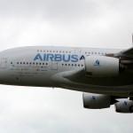 A380 a Bit Close