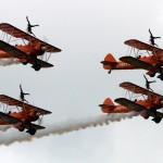 Breitling Airborne Acrobatics